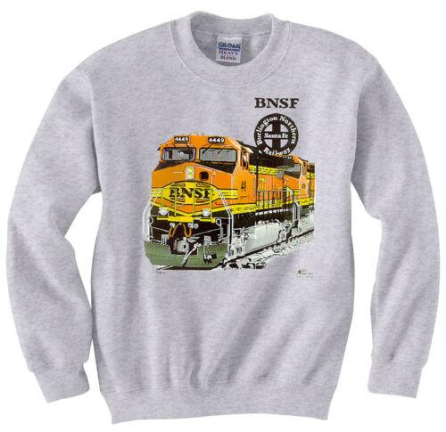 BNSF Heritage II Authentique Railroad Sweat-shirt 20025