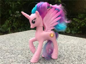 My Little Pony Mlp 5 Toy Figure Pink Princess Celestia New No Package Ebay