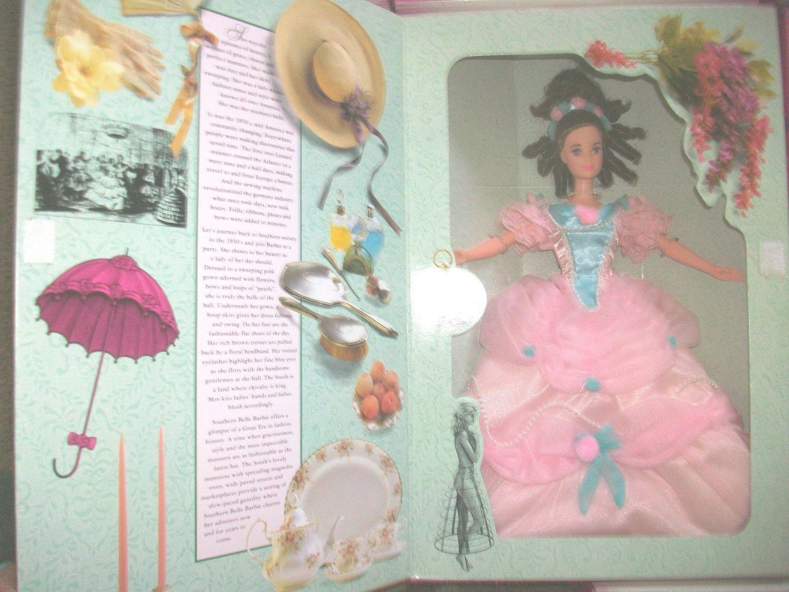 1993 Great Ohren 564ms Südliche Belle Barbie