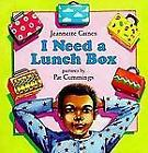Trophy Picture Bks.: I Need a Lunch Box by Jeannette F. Caines (1993, Paperback)
