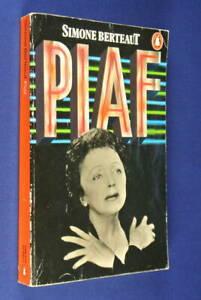 PIAF-Simone-Berteaut-EDITH-PIAF-LEGENDARY-FRENCH-SINGER-CHANTRESS-BIO-Book-Paris
