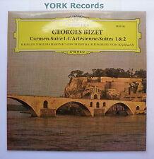 DG 2530 128 - BIZET - Carmen Suite VON KARAJAN Berlin PO - Ex Con LP Record