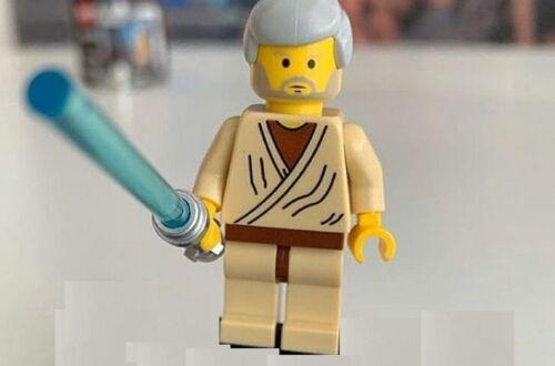 No Pe-Beutel Lego Star Wars™ Obi Wan 20th Jubiläum von 30624