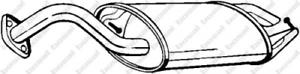 Endschalldämpfer für Abgasanlage BOSAL 228-491