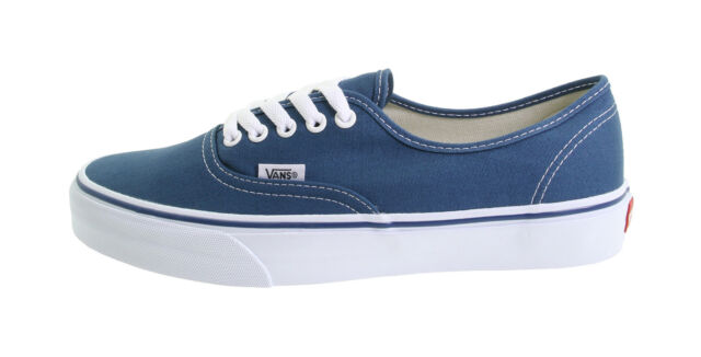 Vans Authentic Marineblå Joggesko rGUG9tMo