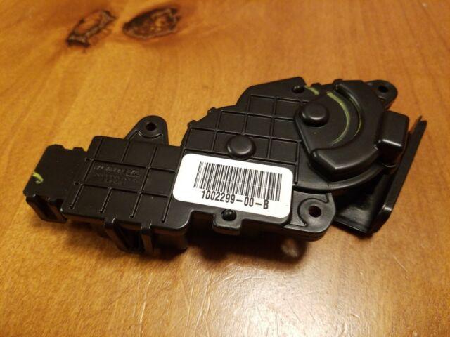 TESLA MODEL X GLOVE BOX LOCK ACTUATOR OEM 15 16 17 (19) | eBay