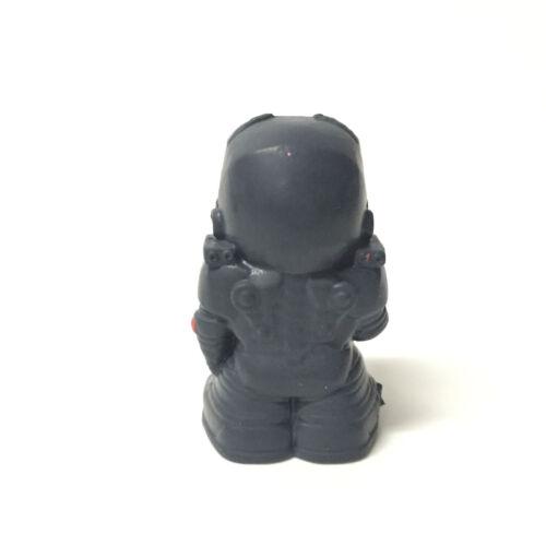 "1.5/"" MARVEL JAKKS PACIFIC WAR MACHINE Ooshie OOSHIES Action Figure Toys"