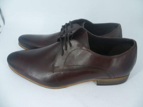 Ln089 à en Ss lacets marron cuir Eu 44 Asos 03 Uni 10 Royaume Chaussures ZdqnFPx7Z