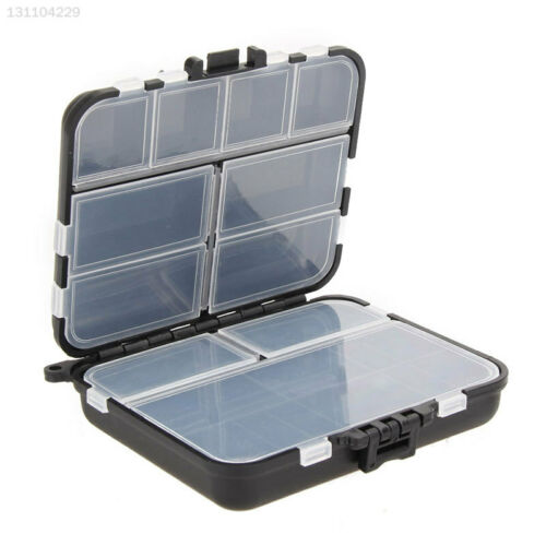 5608 Fly Fishing Lure Spoon Hook Bait Storage Case Fish Tackle Accessories Box