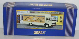 NOREV-1-43-SCALE-880000-DAF-MARKET-LORRY-CREMIER-FROAMGER-PRODUCTEUR