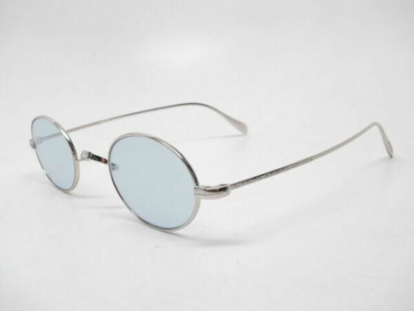 Authentic Oliver Peoples OV 1185 Calidor 5286 SILVER Eyeglasses