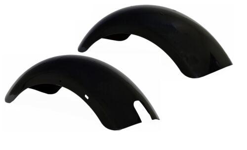 Baja Guerrier en plastique noir avant et arrière garde-boue MB165//MB200 MINI BIKE
