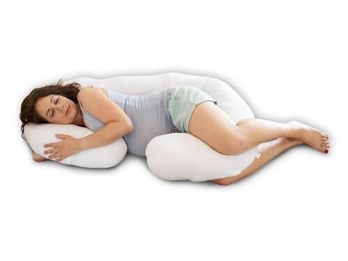 Seitenschläferkissen Lalumba Schwangerschaftskissen Schwangerschaft Kissen