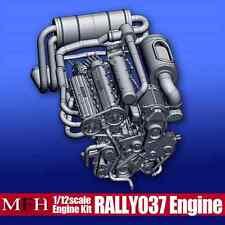 MFH Model Factory Hiro 1 / 12Rally 037 Engine Lancia Rally 037 engine kit