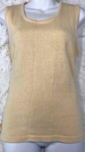 piano Sweater White Vest Medium serbatoio Knits del Dimensioni del Storybook Hsn Off XnqwEPp88O