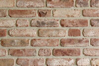 Herzhaft Retro-handform-verblender Nf Bh1043 Rot-bunt Klinker Vormauersteine Baustoffe & Holz