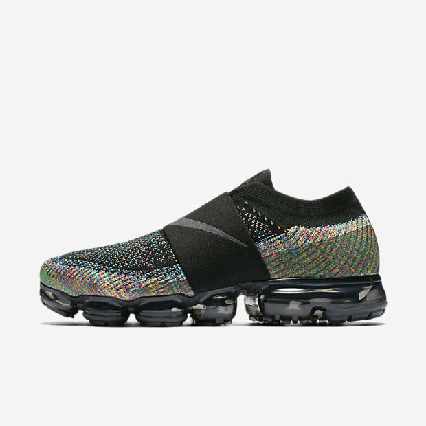 Nike Air Vapormax Flyknit Moc Multicolor Size 13. AH3397-003 Max 1 90 95 97