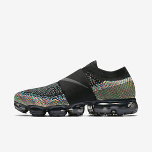 sports shoes d34b0 bc5fc Details about Nike Air Vapormax Flyknit Moc Multicolor Size 8. AH3397-003  Max 1 90 95 97