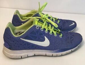 buy popular 30d2a 5a6e7 Details about Nike Free Run 5.0 Tri Fit 3 Breathe Athletic Shoes 579968-500  Women's Size 6