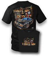 Wicked Metal Shirt - 1977 Trans Am Firebird Bandit T-shirt - Muscle Car Shirt