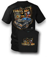 Wicked Metal Shirt - 1977 Trans Am Firebird Bandit T-shirt - Muscle Car Shirt