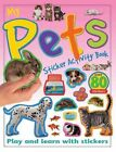 My Pets Sticker Activity Book: Play and Learn with Stickers by Barron's Educational Series (Paperback / softback, 2012)