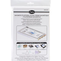 Sizzix Magnetic Platform For Thin Dies 556499 Craft Supplies