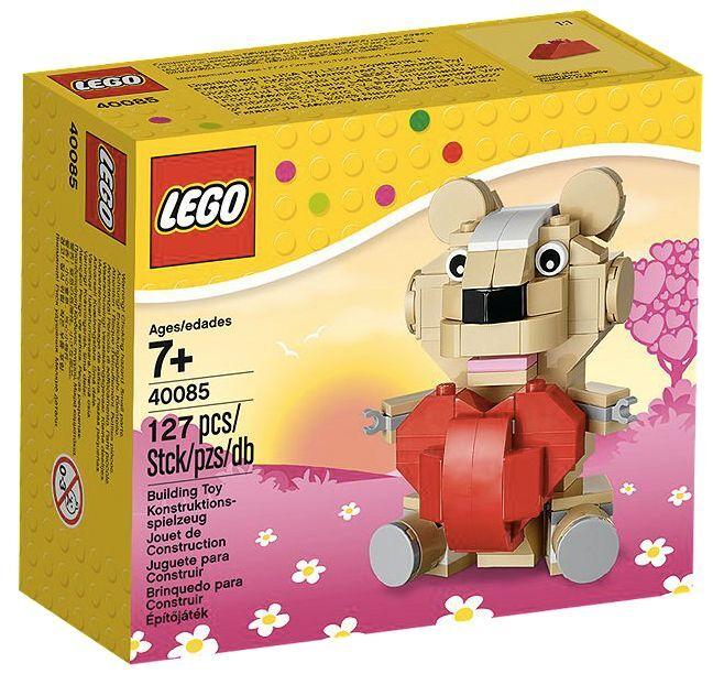 LEGO ® 40085 orso Heart Nuovo OVP nuovo MISB NRFB  40120 40236 40270  scegli il tuo preferito
