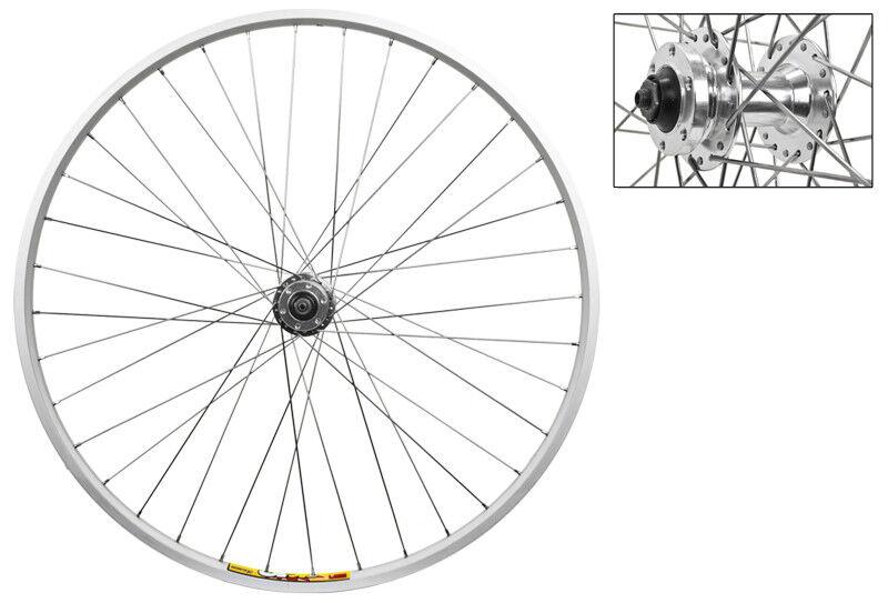 WM Wheel Delantero 700x35 622x19 Wei Zac19 Sl 36 Acero 6b Qrsl Ss2.0sl