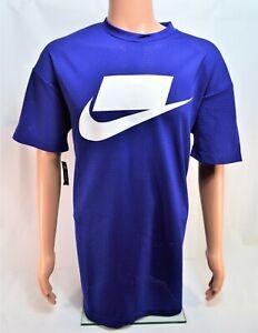 acquista per genuino brillante nella lucentezza amazon Nike NSW NSP Loose Fit Top SS Jersey T Shirt Sz Large Tall NEW ...