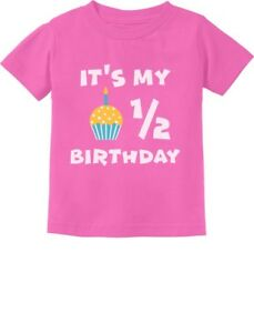 Image Is Loading It 039 S My Half Birthday Outfit For