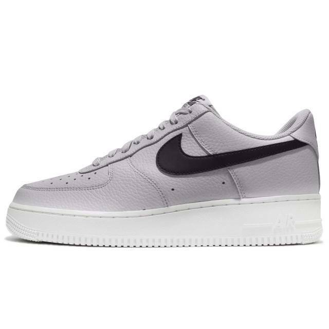 Nike Men Air Force 1 '07 Casual Shoes Light grey Black AA4083-008 US7-11 04' Casual wild