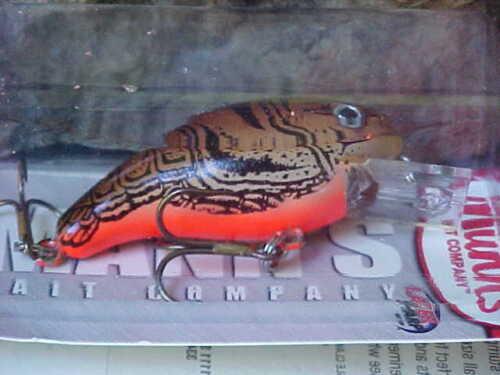 Mann/'s 1//4oz Shallow Running Crankbait BX400-9 in BROWN CRAW for Bass//Walleye