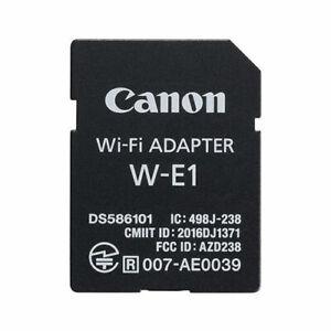 NEW-Original-Canon-W-E1-Wi-Fi-Adapter-for-EOS-7D-Mark-II-5DS-5DS-R