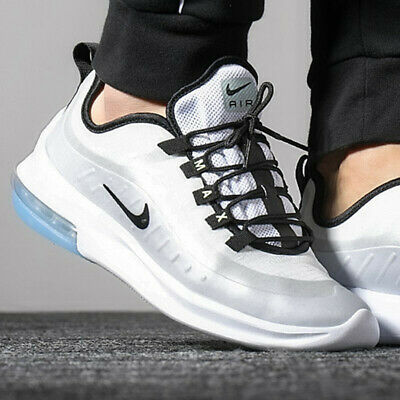 Nike Air Max Axis Premium Herren Turnschuhe UK 8.5 Eu 43 US 9.5 Weiß | eBay