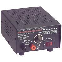 Pyramid Ps9kx Power Supply 13.8 Vdc 5a