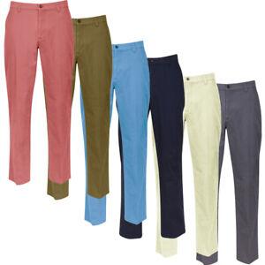Greg-Norman-Men-039-s-Foreward-Series-Brisbane-Chino-Golf-Pants-Pick-Size-amp-Color