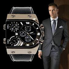 Herren Armband Uhr Digital Analog Sportuhr Quartz Sport Watch Herrenuhr schwarz