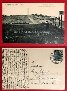 AK-ALT-DRESDEN-1907-Napoleon-Schanze-oberhalb-d-Waldschloesschen-Brauerei-67654