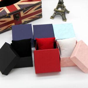 Gift-Watch-Bracelet-Box-Packaging-Jewelry-Durable-Bangle-Fashion-Storage-Case-AU