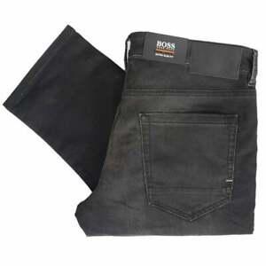 Hugo-Boss-CHARLESTONE-BC-public-extra-slim-noir-delave-jeans