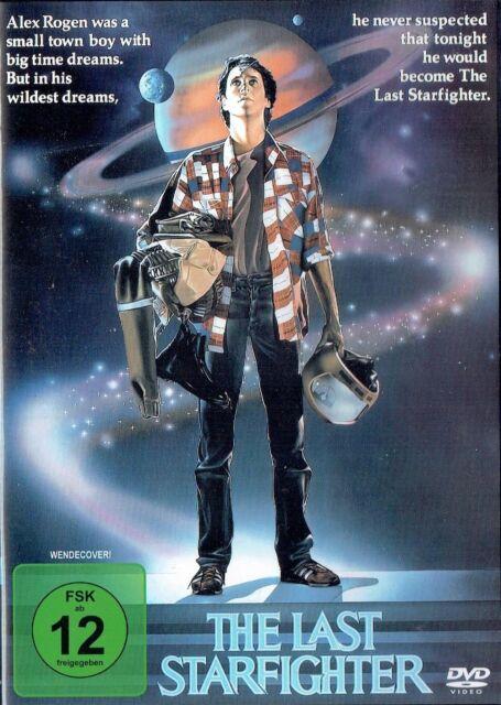 The last Starfighter , uncut , UK Region DVD , digital remastered , new & sealed