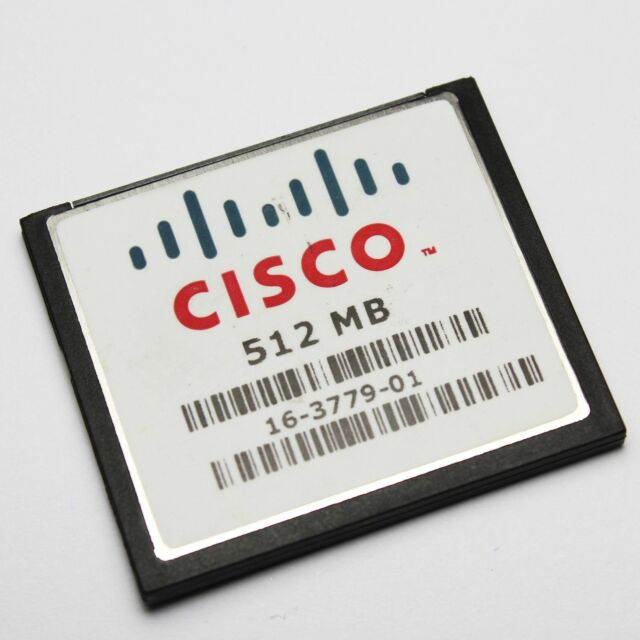 MEM3800-512CF 512MB Compact Flash Cisco 3825 3845