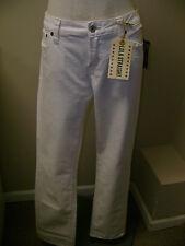 Lucky Brand White Lola Straight Leg Jeans NWT $99