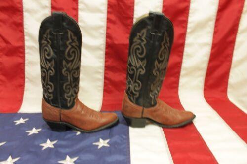 st1088 Stiefel Woman Justin Cowboy cod Cowboys Used 6b N Camperos rZ1Ir