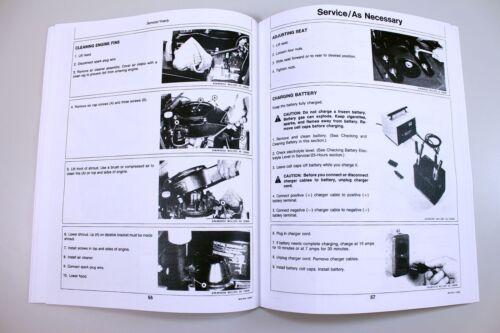 Heavy Equipment, Parts & Attachments OPERATORS MANUAL FOR JOHN ...