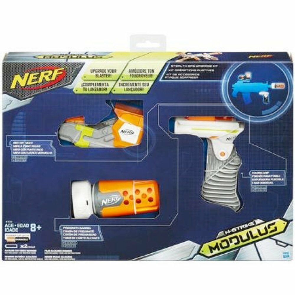 Brand New NERF Modulus STEALTH OPS OPS OPS UPGRADE KIT For