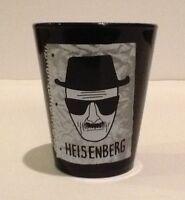 Amc Tv Series Breaking Bad Heisenberg Ceramic Shot Glass -