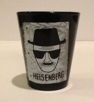 Amc Tv Series Breaking Bad Heisenberg Ceramic Shot Glass -