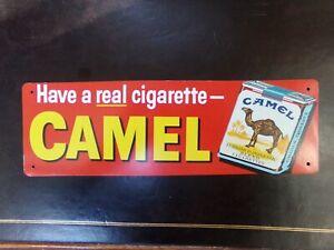 CAMEL-SINCE-1913-METAL-SIGN